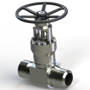 Gate valves